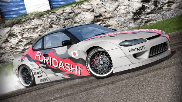 FURIDASHI Drift Cyber Sport PC Full