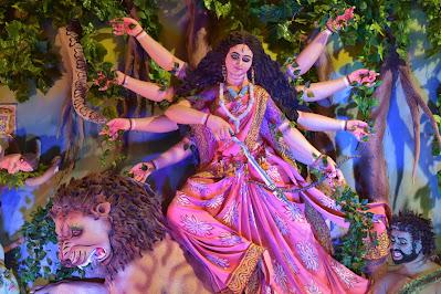 2021 Durga Puja Date Time