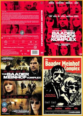 Der Baader Meinhof Komplex / The Baader Meinhof Complex. 2008. HD.