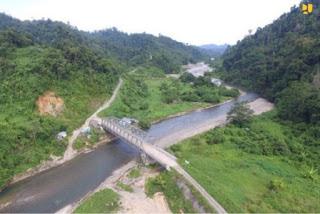 Buka Keterisolasian dan Atasi Kesenjangan, Pemerintah Lanjutkan Pembangunan Jalan Perbatasan Kaltara