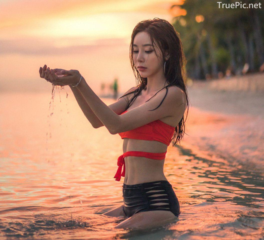 Hyun Kyung - Glam Chic Bikini - Korean model and fashion - Picture 9