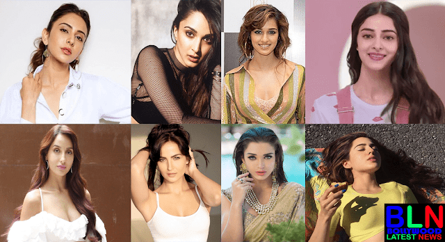 BOLLYWOOD ACTRESS UNDER 30 - WITH COMPLETE DETAILS