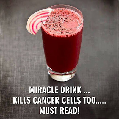 The Benefits that We Can Get from Miracle Drinks