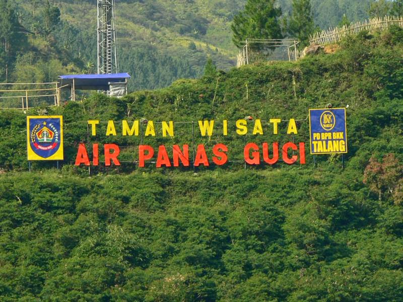 Objek Wisata Guci Tegal Jawa Tengah Yang Menarik