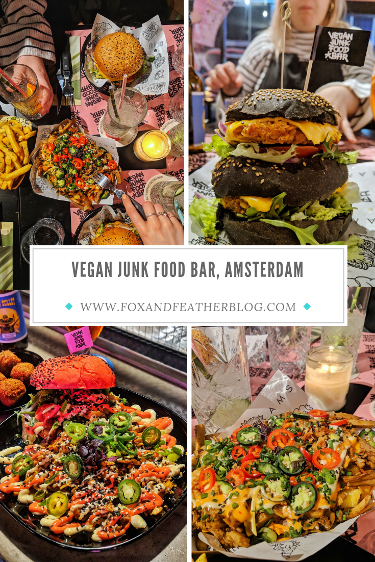 Vegan Junk Food Bar Amsterdam Review
