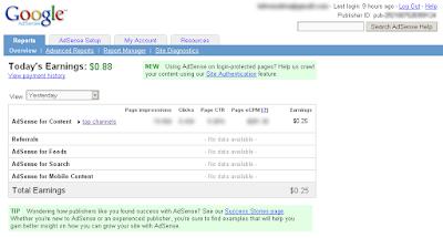 Bagaimana Cara Mendapatkan $100 Per Hari Dari Google Adsense Dengan Mudah