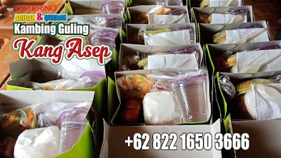 Free Ongkir Nasi Kotak di Lembang
