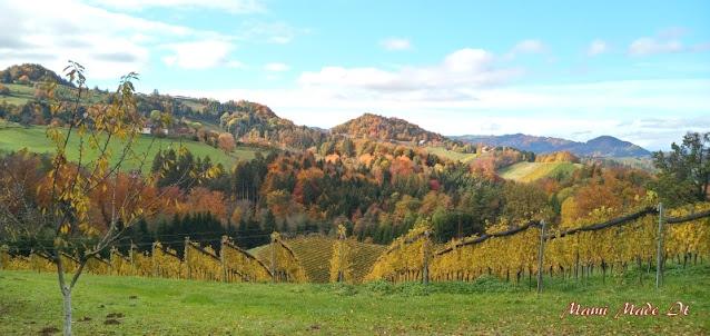 Herbst in der Südsteiermark - Autumn in South Styria