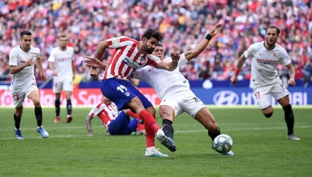 موعد مباراة أتلتيكو مدريد وفالنسيا الأحد 4 أبريل 2021