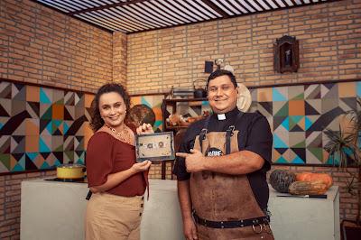 Juan Ribeiro/Divulgação TV Aparecida