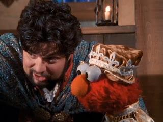 Sesame Street CinderElmo