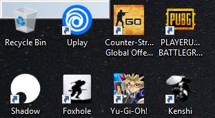 How to Remove Grey Box on Top-Right Corner of Windows 10 Desktop FIX