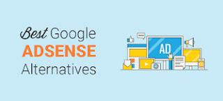 Top 6 best alternatives of Adsense