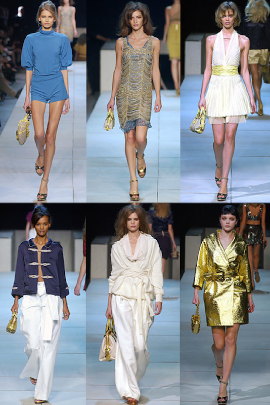 Louis Vuitton by Marc Jacobs SS 2004