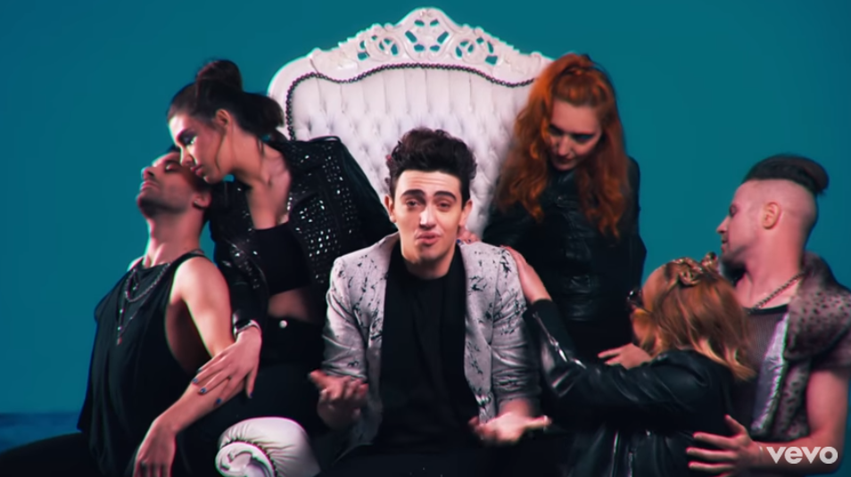 e4d90f5ed6db Life after Helsinki 2007 Eurovision: ITALY: MICHELE BRAVI RELEASES ...