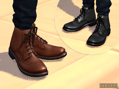 Brogue Boots - Early Access