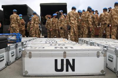 Usai Laksanakan Misi Perdamaian, 186 Personel Satgas TNI Konga UNIFIL Chalk 3 Tiba di Tanah Air