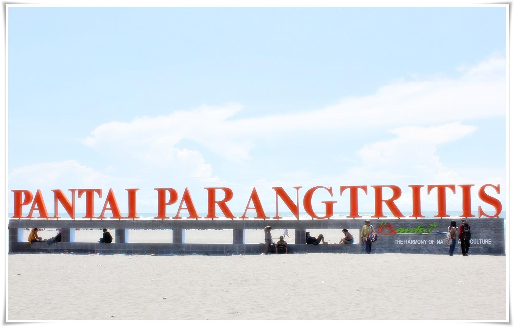 Gambar Wisata Pantai Parangtritis