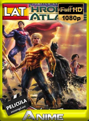 La liga de la justicia El trono de Atlantis (2014)HD [1080p] Latino [GoogleDrive] BerlinHD