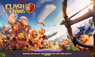 Download Update Clash of Clans v7.200.12-637 Apk Android
