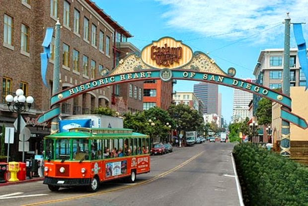 Hop On Hop Off Trolley San Diego