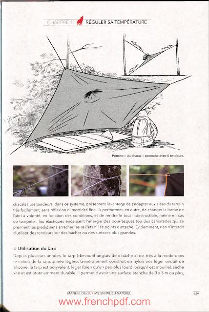 Manuel de [sur]vie en milieu naturel PDF Gratuit