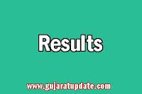 GSSSB Municipal Sanitary Inspector Final Result 2019
