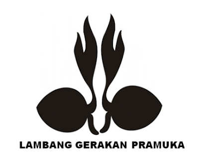 tunas kelapa lambang gerakan pramuka indonesia