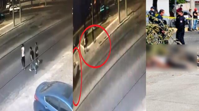 Video: Un héroe siguió a las ratas que lo habían asaltado y los atropelló en Guadalajara, reportan una de las ratas murió