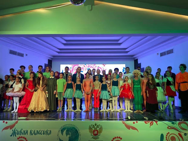 مهرجان ثقافى روسي بالغردقة