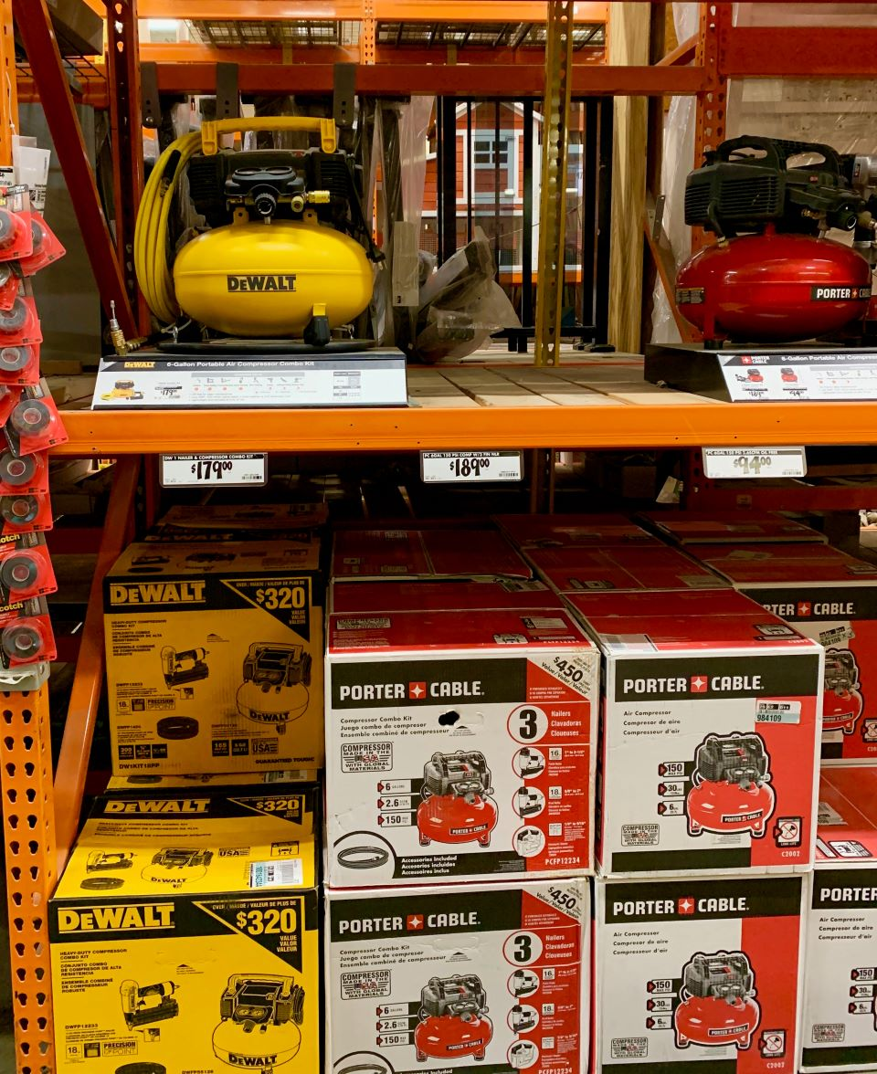 We saved by shopping The Home Depot pre Black Friday Sale #ad