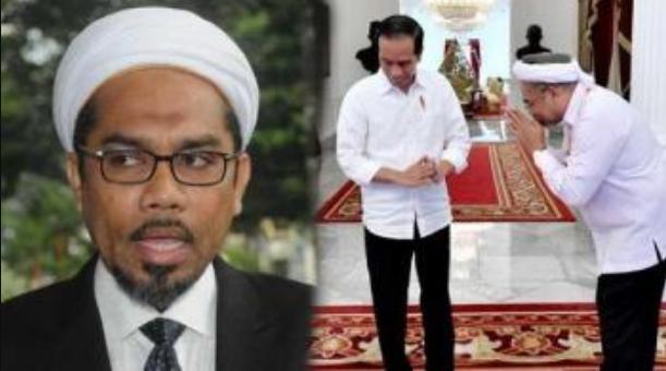 Jokowi dan Ngabalin