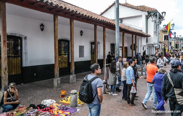 Casa de La Alcadía de Usaquén, Bogotá, Colômbia