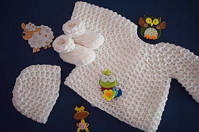 4 -Crochet Imagen Peucos o boticas a crochet fácil sencillo por Majovel Crochet.