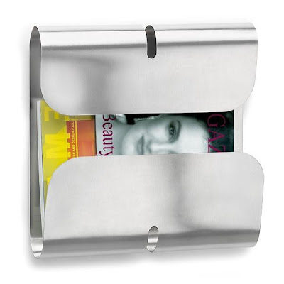 Cool Magazine Holders and Creative Magazine Racks (15) 11