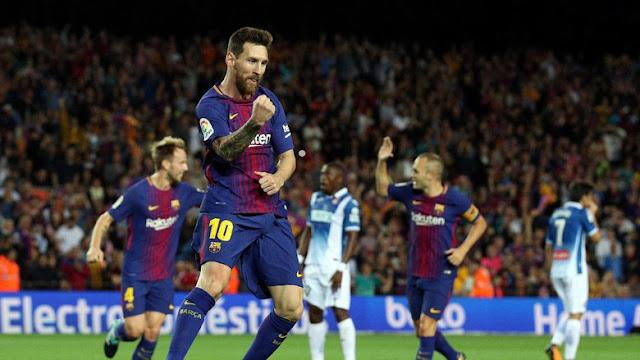 Hasil Liga Spanyol