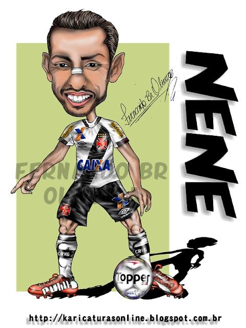 Caricatura Nene Vasco 2016