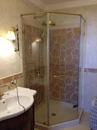 Tempered Glass Shower