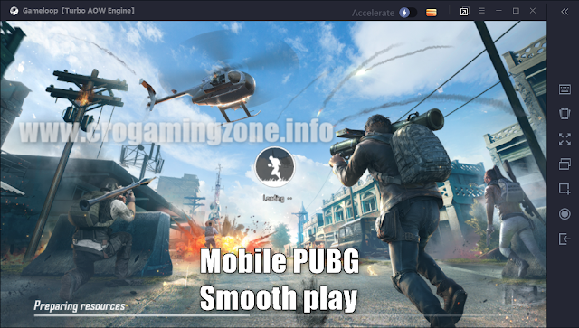 How to Play Mobile PUBG game on Gameloop Smooth play