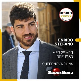 #DiteloAOdissea EXTRA! Ospite Enrico Stefàno