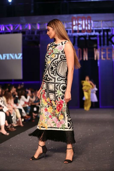 Sana Safinaz Chateau Marmont Collection for PSFW 2017