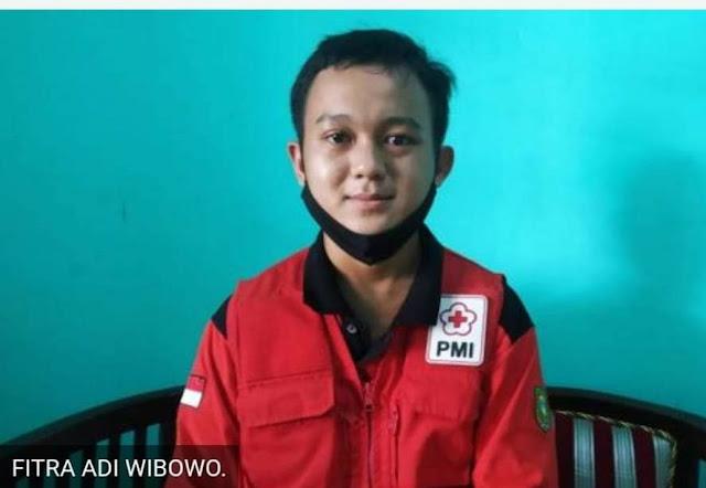 Fitra Adi Wibowo, Relawan Pemakaman Covid-19 Termuda di Kota Madiun