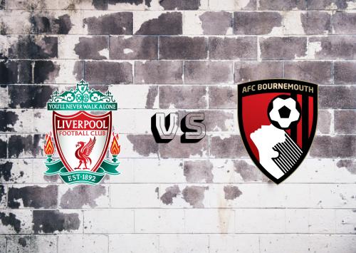 Liverpool vs AFC Bournemouth  Resumen y Partido Completo