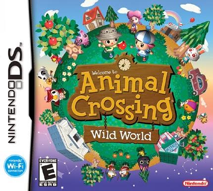 Animal Crossing - Wild World EUR M5 NDS | Juegos Multi