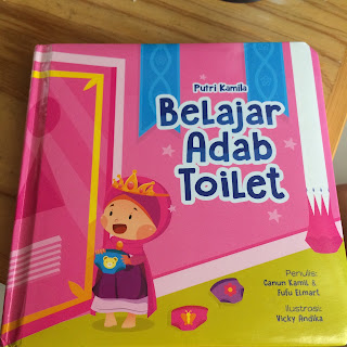 buku penunjang toilet training