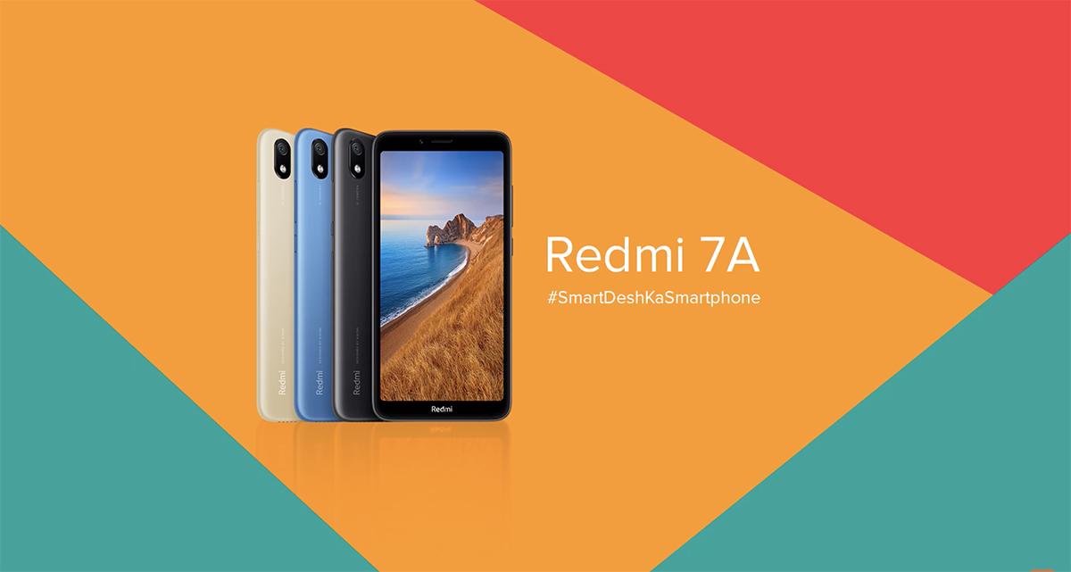 redmi 7a featured