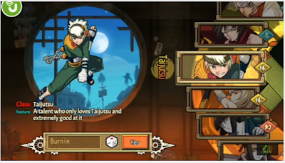 Naruto Ultimate Ninja Mobile Offline For Android