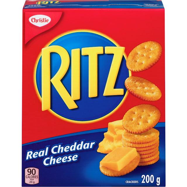 Ritz Real Cheddar