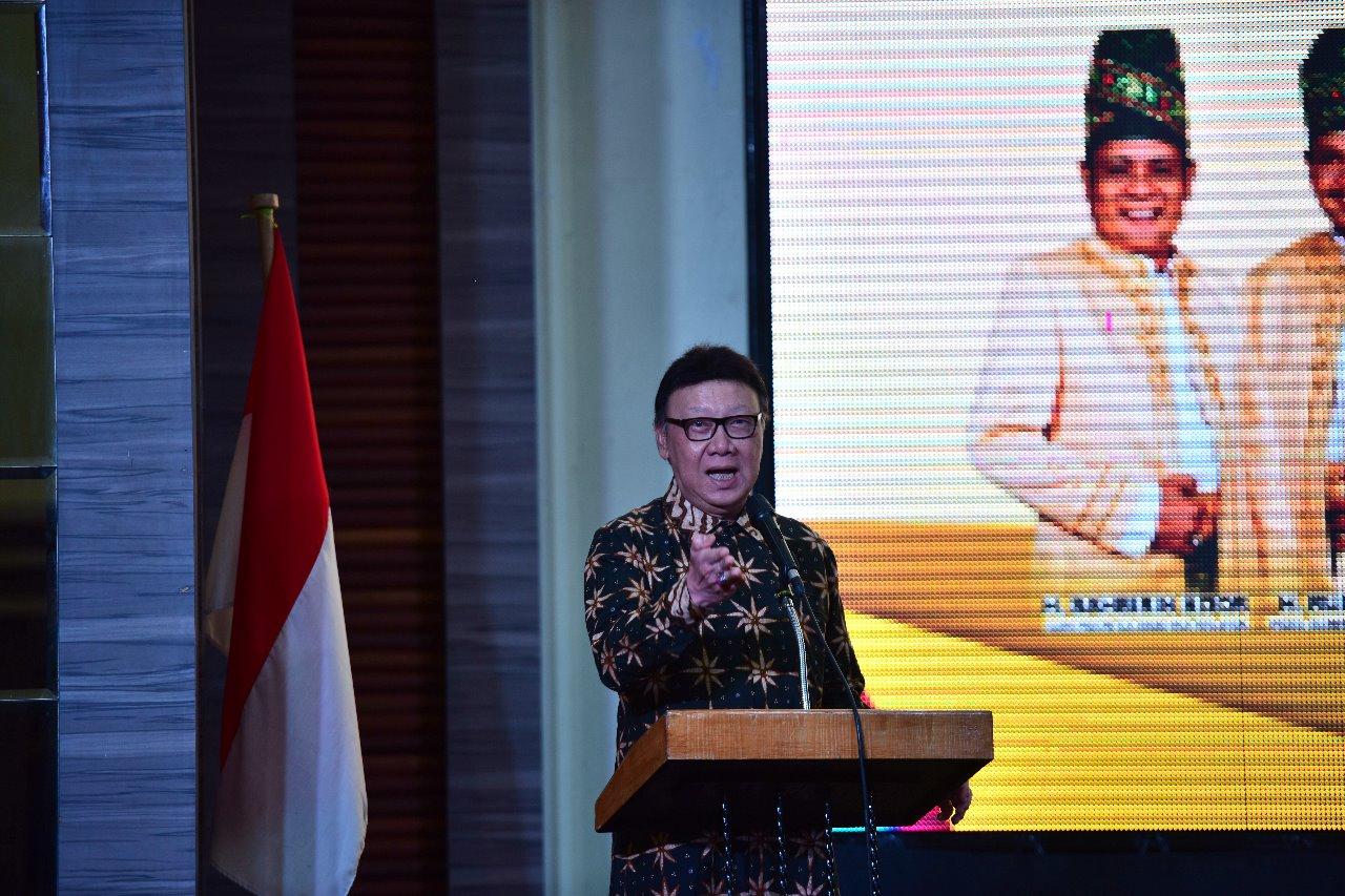 HPN 2020 di Banjarmasin, Menpan RB: Pemerintah Harus Siap di Telepon 24 Jam