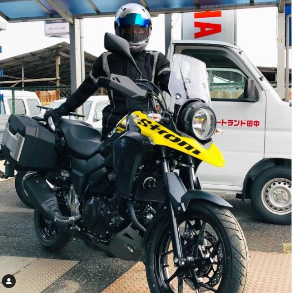Review Suzuki VStrom 250